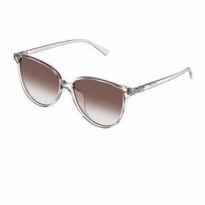 Le Specs Eternally Clear Shadow Sunglasses